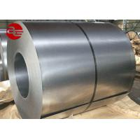 China Lowes Metal Galvanized Steel Roll For Automobile / Machining 0.12-2.5 mm on sale