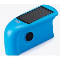 China NHG268 Tri Gloss Meter  In Blue , 60 Degree Gloss Meter With Calibration Plate wholesale