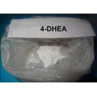 Buy cheap White Powder Muscle Gain Steroids 4-Androstene 4-DHEA for Bodybuilding , 571-44-8 from wholesalers
