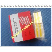China SMT Double Splice Tape 8mm Yellow Color SMD Splicing Tape 500pcs / Box wholesale