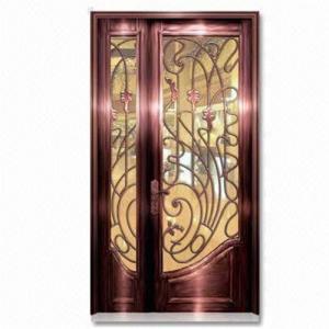 China Art Deco Door-Bronze door wholesale