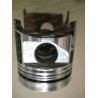 China 85mm 4LE1 Isuzu Engine Parts Piston , Reliability Forged Aluminum Pistons 8-97257876-0 wholesale