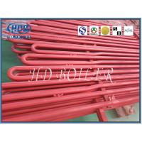 China Low Temperature Superheater Coil Tube Boiler Spare Parts For Coal - Fired Boilers wholesale