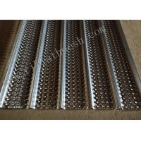 China 3m Length Galvanized HY Rib Mesh Durable 0.45mm Width For Engineering wholesale