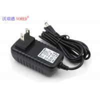 China Network Monitor Camera 12V 1A AC DC Switching Power Supply Optional DC Connector Size wholesale