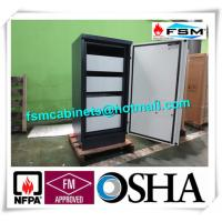 Quality Fireproof Anti Magnetic Cabinets With 4 Drawer For Storing Magnetic Tape / Micro Disk for sale