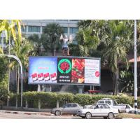 China Outdoor P8 SMD Commercial LED Displays For Advertising LED Screen on sale