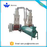 China New designed cotton waste dropping from ginner mills cleaning machine for spinning wholesale
