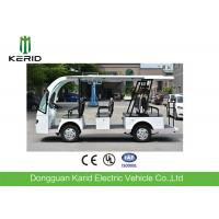 Buy cheap Welded Tubular Steel Chassis 11 seater Electric Sightseeing Car Without Driving from wholesalers