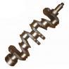 China Casting Iron Diesel Engine Crankshaft NPR 4BC2 For Isuzu 5123101610 wholesale