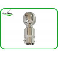 Buy cheap Bolt Pin Fixed Sanitary Spray Balls Rotary Spray Cleaning For Cleaning Hygienic Tank from wholesalers