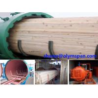 China 2.0*5.0 m Wood Drying Autoclave for wook industry with good quality wholesale