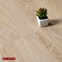 China High strength high flexibility wood grain uv coating embossed PVC vinyl flooring planks wholesale