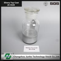 Self Dry Silver Top Coat Zinc Aluminium Flake Coating Acid Resistance PH 3.8-5.2