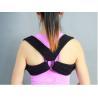 China posture correction shoulder back brace belt clavicle brace for pain relief wholesale