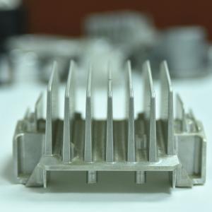 China Ra1.6-3.2 Aluminium Die Casting Parts ADC12 Heatsink Housing wholesale