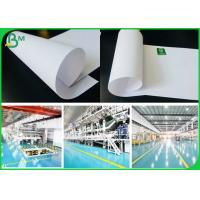 China Good Absorbing Ink Effect Uncoated Woodfree Paper In Reel Or Sheet Package wholesale