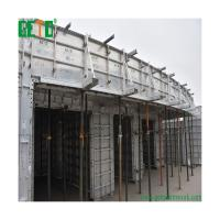 China Used Concrete Forms Construction Aluminum Alloy Template/Warehouse Construction Materials/Used Aluminum Formwork wholesale