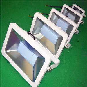 China 70W Slim IPAD led fllood light white/black housing Philips SMD3030 led chip 80RA 100LM/W wholesale
