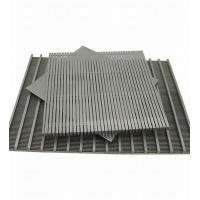 China Stainless steel high filtration wedge wire screen well mining wholesale