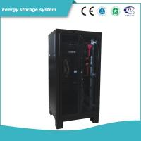 China Customized Solar Energy Storage Systems , Home Energy Storage Battery 200A wholesale