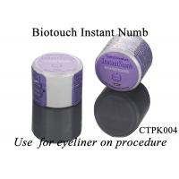 Buy cheap Skin Relief Tattoo Topical Anesthetic Cream Biotouch Instant Numb For Eyeliner product