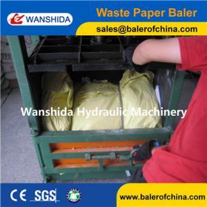 China Vertical Waste Paper Baler wholesale
