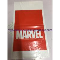 China European  / American PE children 's Toy Packaging Poly Bags  Customized Size wholesale