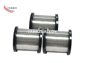 China Ni70cr30 Electric Resistance Wire Nickel Alloy Wire Pickling Bright Surface wholesale