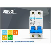 China Short circuit protect overload Miniature circuit breakers mcb c63 with remote control wholesale