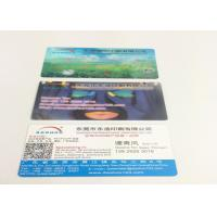 China OEM PP / PET 3D Lenticular Business Cards 3D Lenticular Printing wholesale