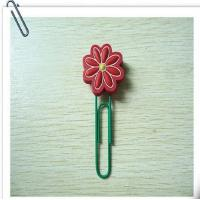 China Custom 2d,3d or full printing Pvc. rubber material bookmarks rubber product wholesale
