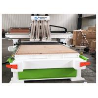 China 4 Spindles Woodworking CNC Machines Multi Spindle Head Wood CNC Router wholesale