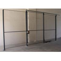 China High Performance Wire Mesh Partition Panels Sliding Wire Mesh Sliding Door wholesale