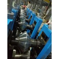 China Hydraulic Cutting Roll Forming Equipment , Purlin Steel Roll Forming Machine wholesale