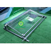 China Free Penetration Wind Proof Ballasted Solar Mounting Systems Flat Roof Rust - Resistance wholesale