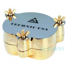 Buy cheap Dental Cu-Zn Alloy Aluminum Denture Flasks from wholesalers