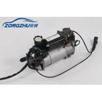 China All New Air Suspension Compressor Pump For  q7  Touareg Air Pump Ride Cayenne wholesale