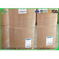China C1s Coated Ivory Cardboard Paper Roll 250 gram - 400 gram 100% Virgin Pulp For Album / Calendar wholesale