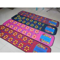 China traditional Chinese medicine massage cushion massage blanket,massage pad wholesale