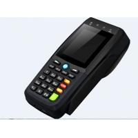 China Handheld Wireless POS Mobile Payment Terminal With GPRS And 3G Wireless Communication,Linux OS wholesale