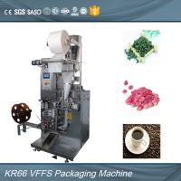 China kr66 computer controlled green tea round pocket filter paper bag packing machine on sale
