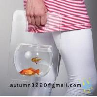 China Simple acrylic fish tank display wholesale