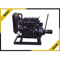 China Low Fuel Consumption Diesel Engine Motor 42 KW With Clutch For Water Pump wholesale