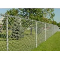 China Security Chain Link Fence For Garden With Posts And Installing Accessories wholesale
