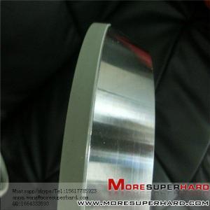 China 11A2 resin vitrified Bond diamond grinding wheel wholesale