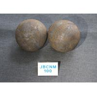 Quality B3 D100MM Grinding Balls For Ball Mill  High Hardness 61-62HRC for Cement Mill / Copper Mines for sale