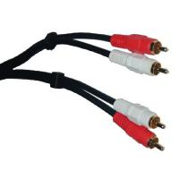 Quality 2RCA to 2RCA Audio AV Cable for sale