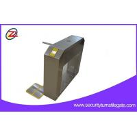 China Automatic Turnstile Entry Systems 304 Stainless Steel 1200 * 280 * 1000mm on sale