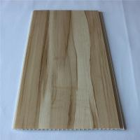 Quality Waterproof Wood Plastic Composite Exterior Wall Cladding Interior Decoration for sale